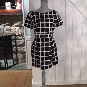 French Connection above knee dress